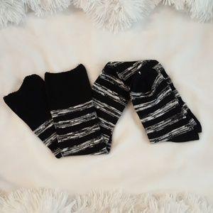 Long Cozy Socks - NWOT
